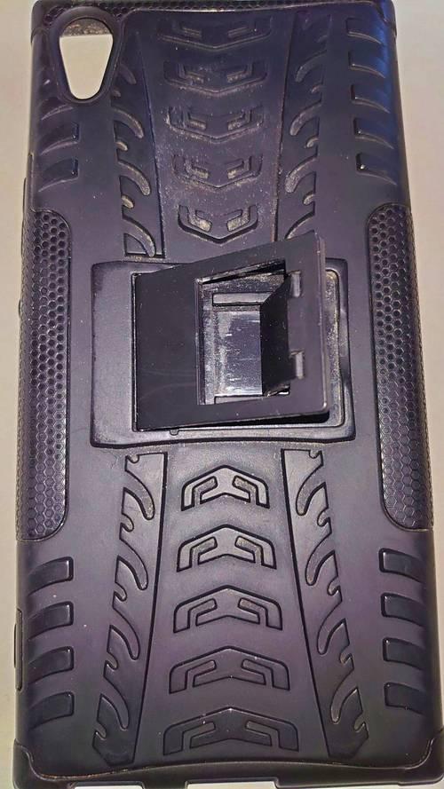 Coque téléphone XPERIA X A1noire