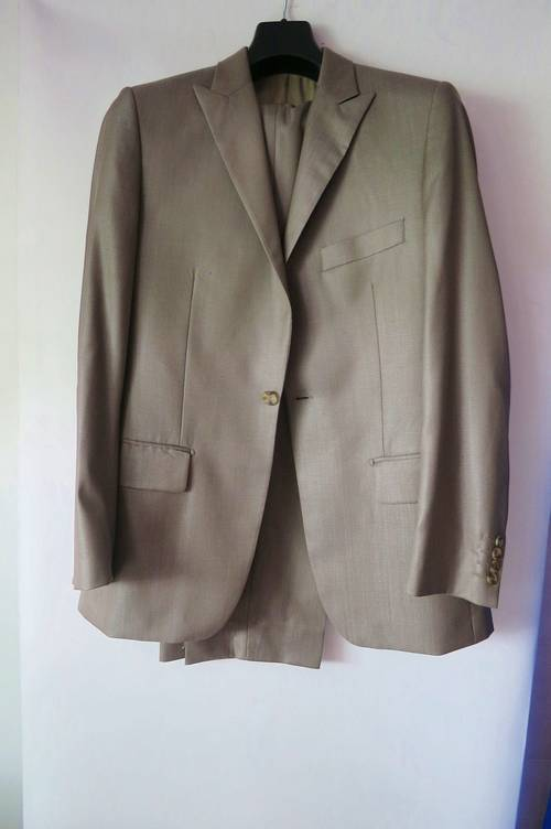 Costume complet beige T50Father & Sons lolau