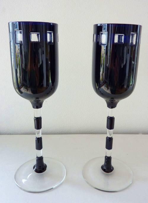 Vends flûtes à champagne