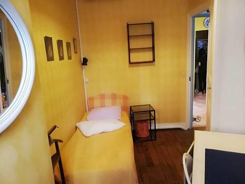 Couple retraités loue 2chambres Bed & Breakfast - Paris 8ème