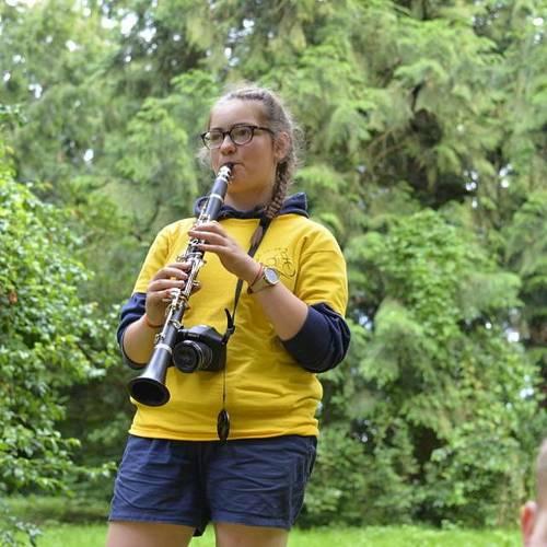 Propose cours de clarinette et de solfège