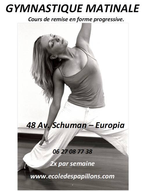 Propose c cours de yoga dynamique/Pilates - Aix-en-Provence