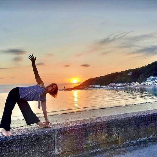 Propose cours de yoga et de pilâtes à domicile