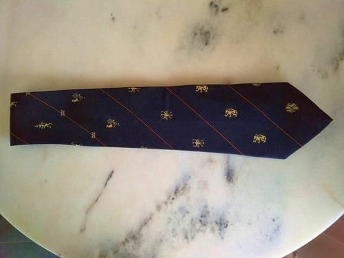 Cravate en soie - neuve