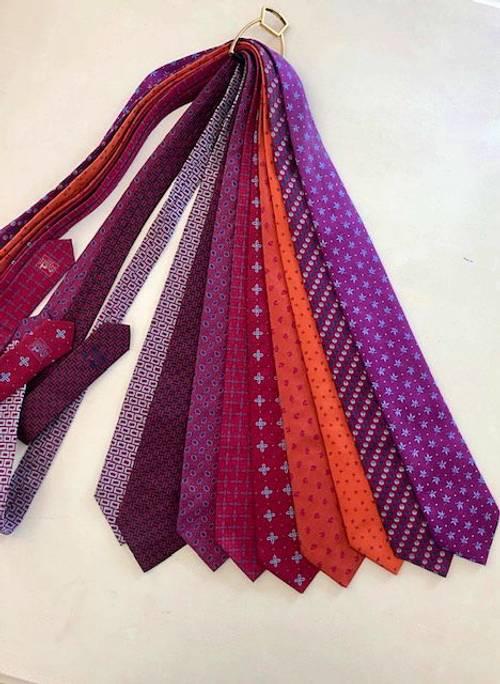 Cravate Hermès