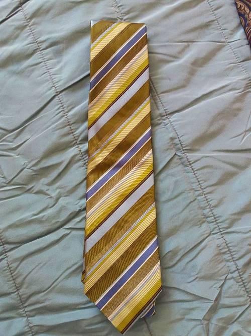 Cravate en soie Kenzo taille 40