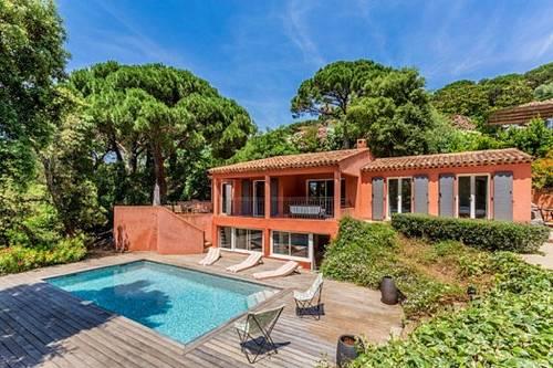 Location La Croix Valmer - Superbe Villa 8personnes