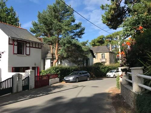 Loue villa 4couchages à La Baule les Pins (44) à 100m de la mer