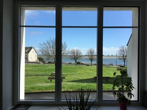 Loue maison 6couchages vue mer Bretagne Port-Louis (56) 10juil - 21août