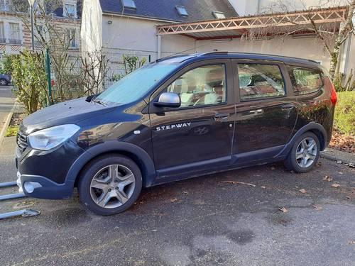 Vends Dacia Lodgy 7places - 2018, 43300km