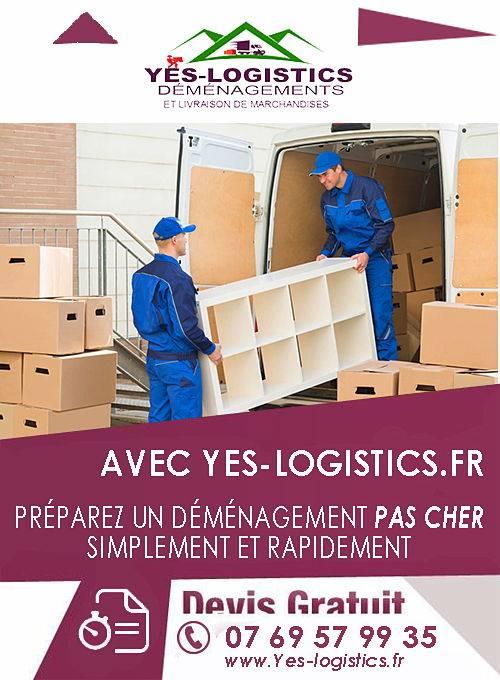 Propose déménagements & transports livraison Paris IDF - Europe