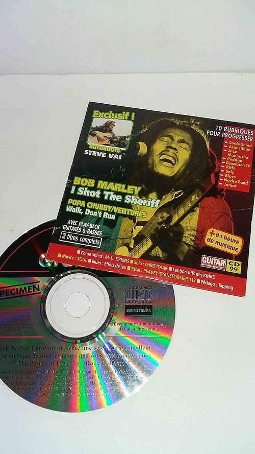 CD de de démonstration, 1999, Bob Marley …