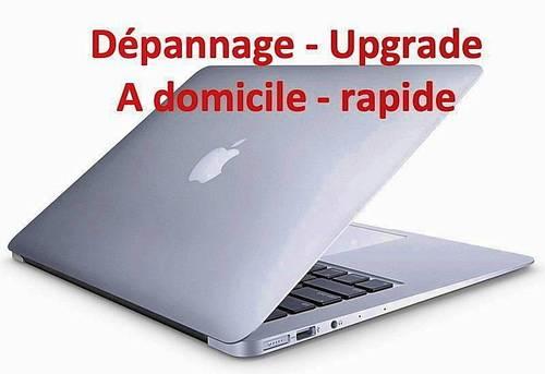 Dépannage Informatique Mac & PC, Upgrade, Montage