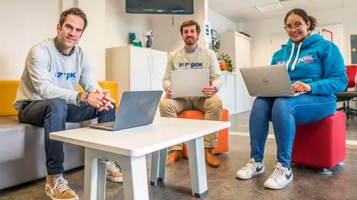Recrute Développeur Back-End - Poste Start-up - CDI