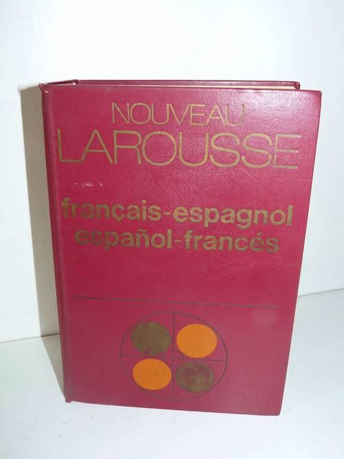 Dictionnaire Larousse français-espagnol