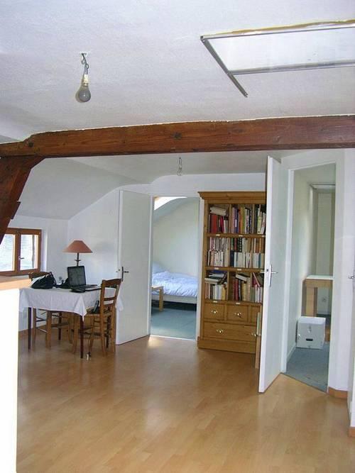Loue appartement Dijon centre historique: F3, 48m², 2°étage, parking possible