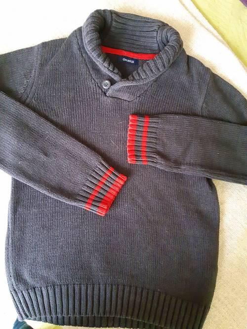 Vends lot divisible de 4vêtements hiver garçon, 12ans