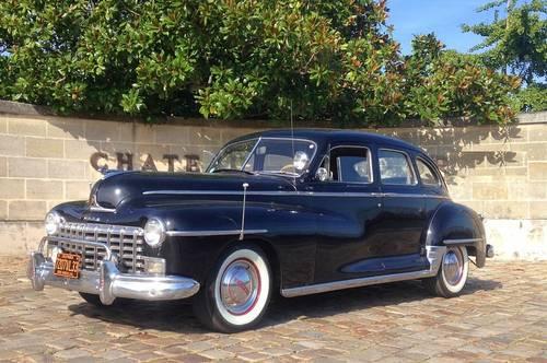 Dodge Custom Deluxe 1948