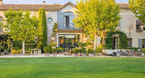 Privatisation propriété mariages - Alpilles Provence