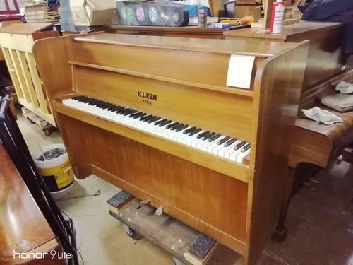 Donne piano d'étude ancien KLEIN, accord aussi donné