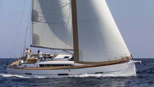 Loue voilier DUFOUR 460(2020) ESPERANZA au départ de Toulon