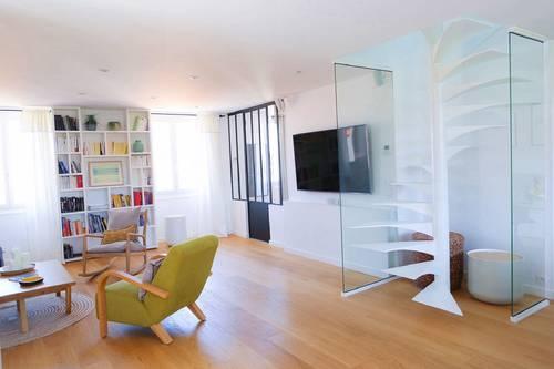 Loue Duplex Biarritz centre 5couchages