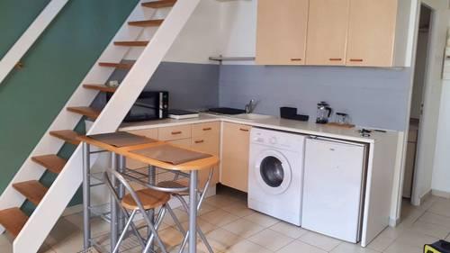 Duplex 27m² Carrez, à louer, plein centre de Nantes