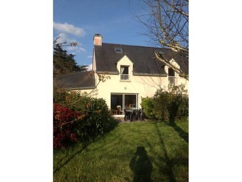 Loue maison 200m du golfe du Morbihan, 6couchages