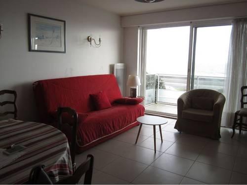 Loue appartement T2La Baule face mer proche marché 4couchages