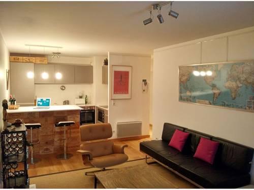Loue appartement bon standing, 1chambre, court/moyen terme, Bordeaux Chartrons (33)