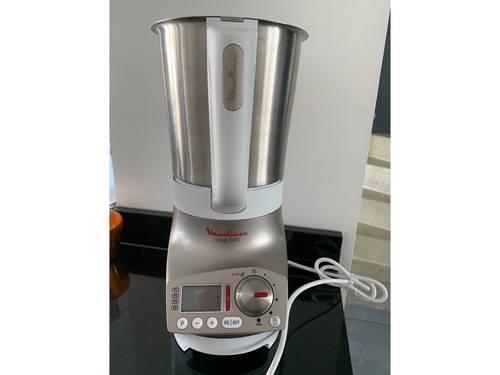Soup and CO avec panier vapeur LM908110excellent état