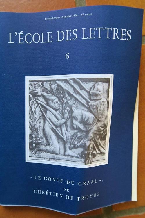 L'Ecole des Lettres collection autour des années 90
