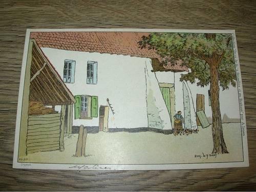 Carte postale Amédée Lynen