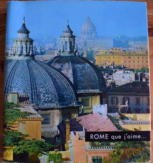 Rome que j'aime éditions Sun Paris