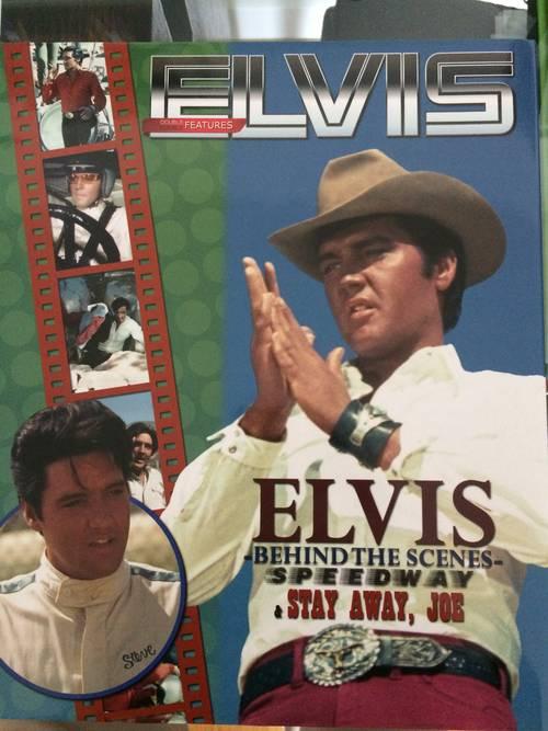Elvis Behind The Scenes: Speedway et Stay Away Joe