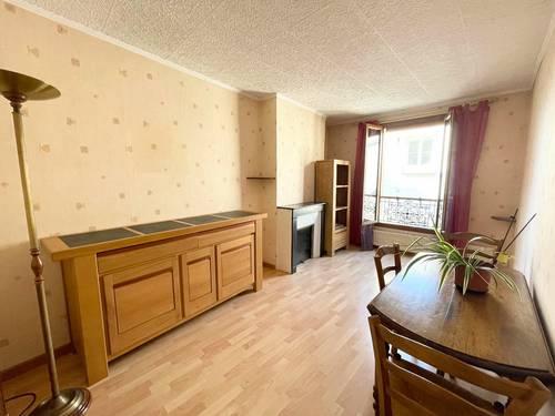 Vends appartement T2, 36m², ensoleillé - Paris 20ème