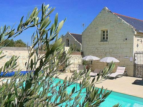 Loue gîte***** et deux chambres d'hôtes proche Saumur, Les Ulmes (49) 6+ 7couchages, 4chambres