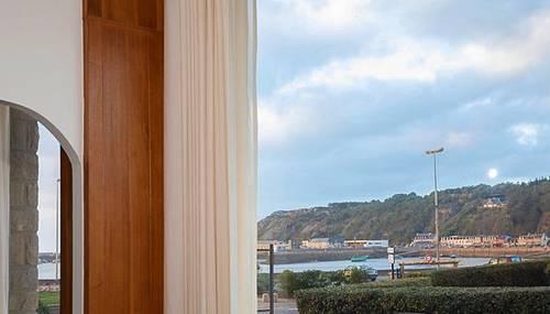 Loue à Erquy, appartement près de la plage, vue sur mer (4pers.)