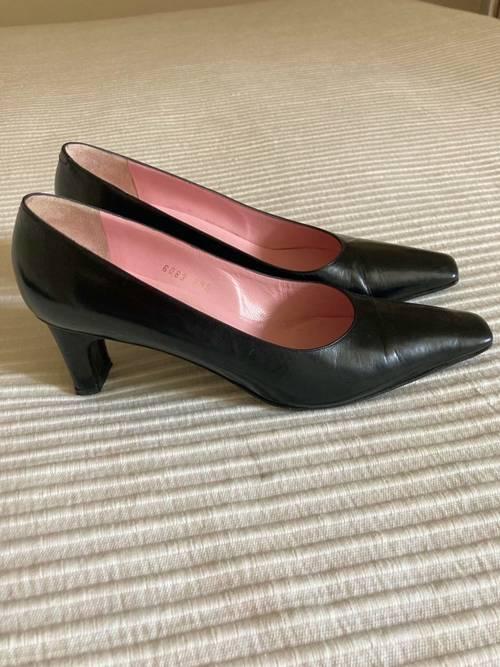 Escarpins noir Sonia Rykiel pointure 39,5