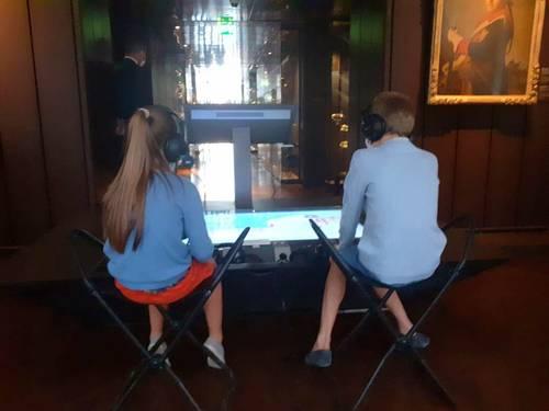 Étudiante en histoire propose d'emmener vos enfants au musée