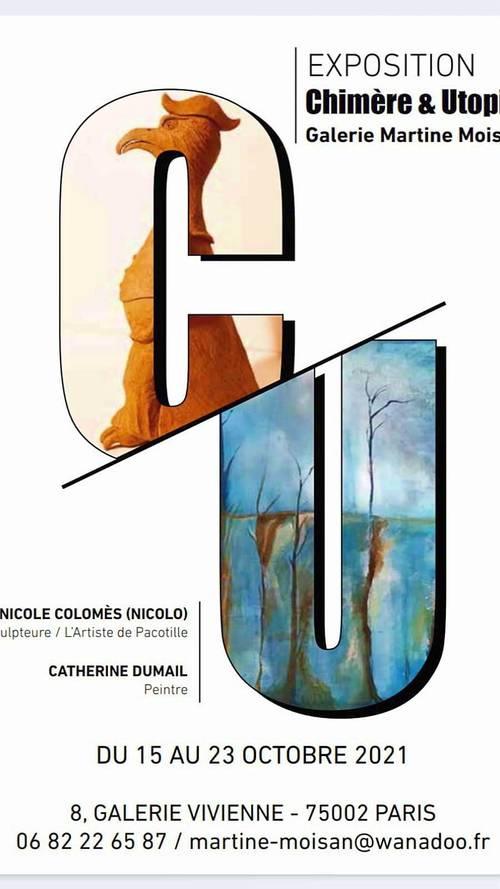 Propose exposition de peintures Paris