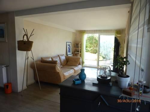 Loue appartement 45m²T2terrasse sur jardin 5min à pied plage - Biarritz