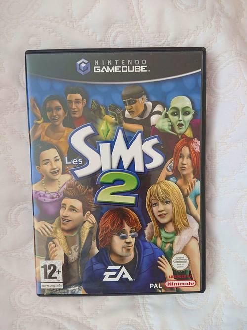 Vends jeu Les Sim's 2