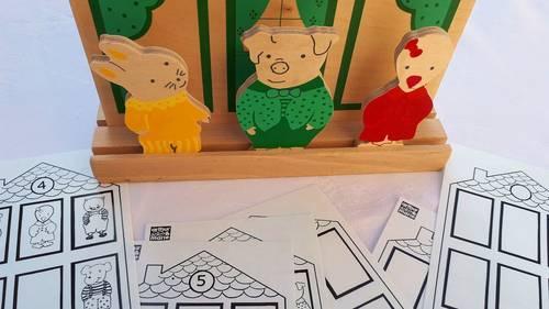 Arthur et Marie, jeux pédagogiques en bois