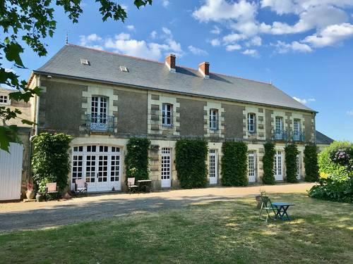 Loue gîte familial de charme - 6chambres 14couchages - Champtocé s/ Loire (49)