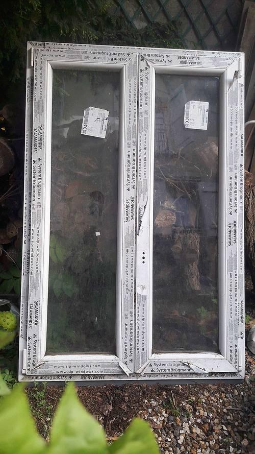 Fenêtre PVC 160X 107