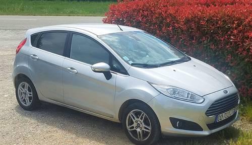 Ford Fiesta- 1ere Main - 49.000km - Automatic - 2015