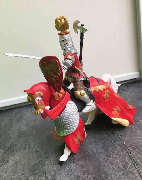 Figurines Monstres & Cie, Reine de neige, Mariées, Chevalier…