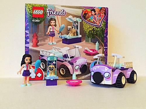 LEGO Friends - La clinique vétérinaire mobile d'Emma