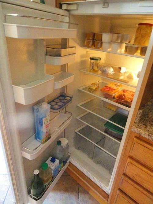 Un frigo encastrable